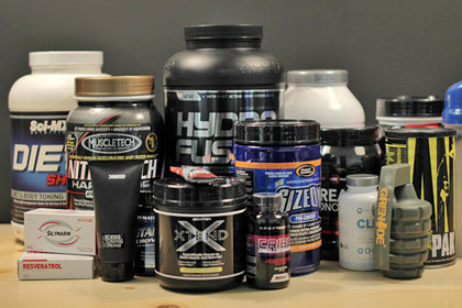 Sexy weight gain supplements