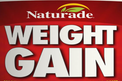 Weight Gaine Supplements Product by Naturade