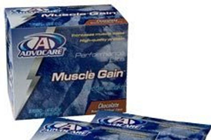 Advocare Muscle Gain Protein Shake